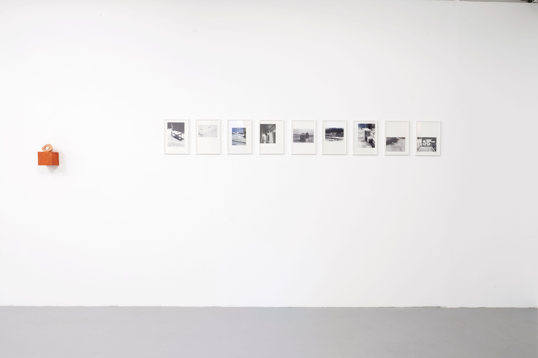 Installationsansicht 21 +, Kerstin von Gabain und Ulrich Strothjohann
