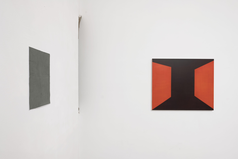Installationsansicht 21 +, H.F. Müller und Heike Kelter