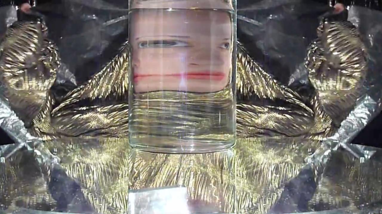 "MILAN MLADENOVIC, Tinkerbell's liquid disambiguation, 3:08"" DV PAL 16:9 Stereo"