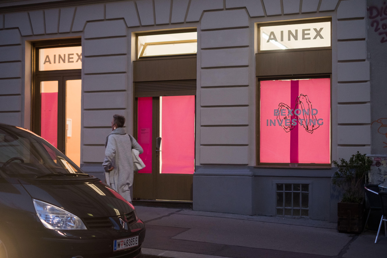 Eröffnung AINEX 01, 29.03.2019