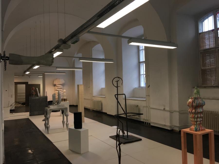 Skulptur - Parcours | Wiener Art Foundation @ Parallel | Ausstellungsansicht