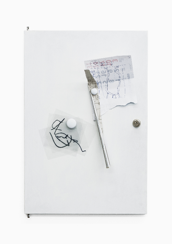 ©  Ute Müller, o.T. untitled, 2014, A3, Offset print
