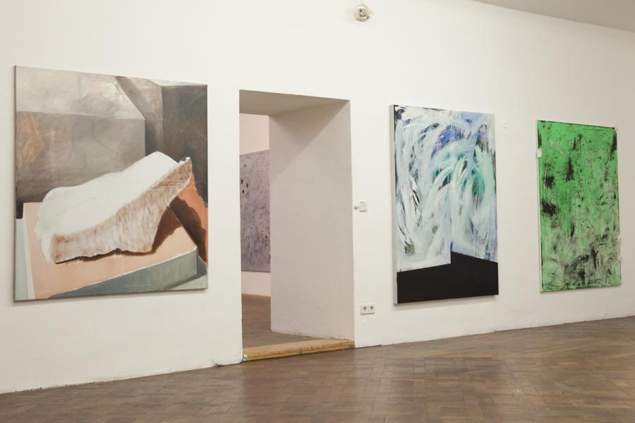 Katherina Olschbaur, Nino Sakandelidze, Lilli Thießen