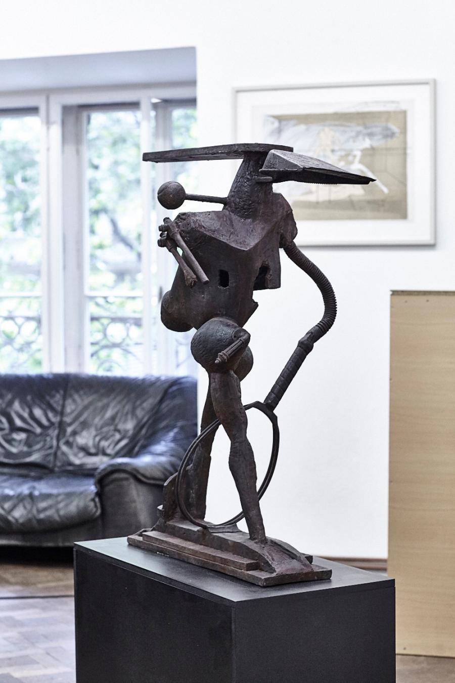 Begi Guggenheim, ohne Titel, 2015, Foto: Sandro Zanzinger