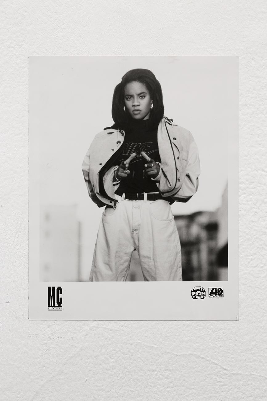MC Lyte Press Photo (c.1991)