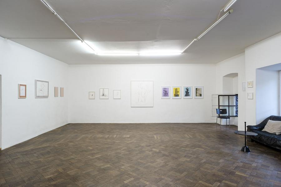 Exhibition view (Photo: Simon Veres)