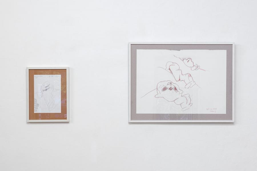 Maria Lassnig (Courtesy Maria Lassnig Foundation, Photo: Simon Veres)