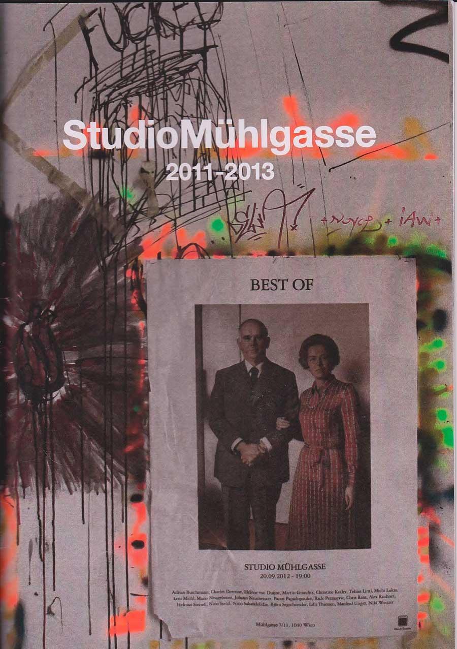 Studio Mühlgasse Magazin, Auflage: 100