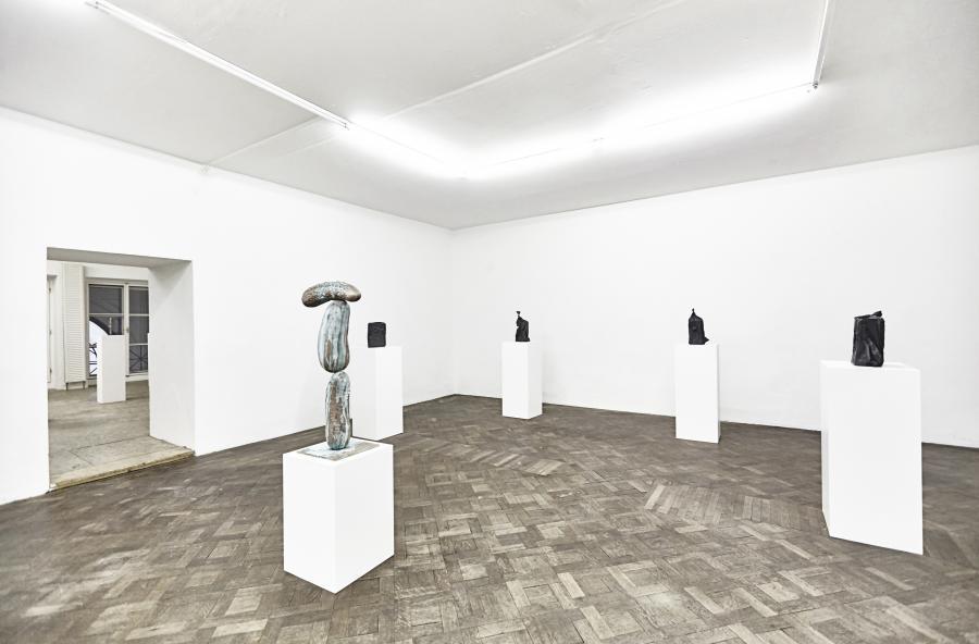 Erwin Wurm | Grüner Veltliner | Ausstellungsansicht