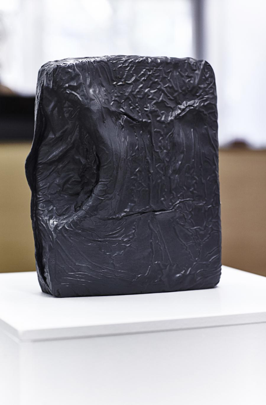 Erwin Wurm | Bad Thoughts II | 2016 | Bronze patiniert | 29 x 26 x 14 cm | Ed. 2/2 (2 Ed.   2 AP)