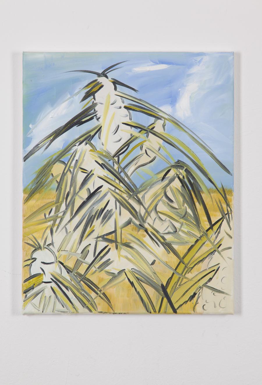 Alex Ruthner, oT, 50 x 40 cm, 2015