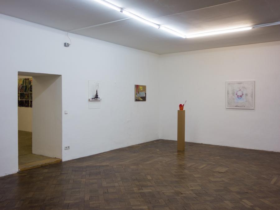 Ausstellungsansicht, Ein Brunner Lienz – Alto Adige, Büro Weltausstellung, 2018