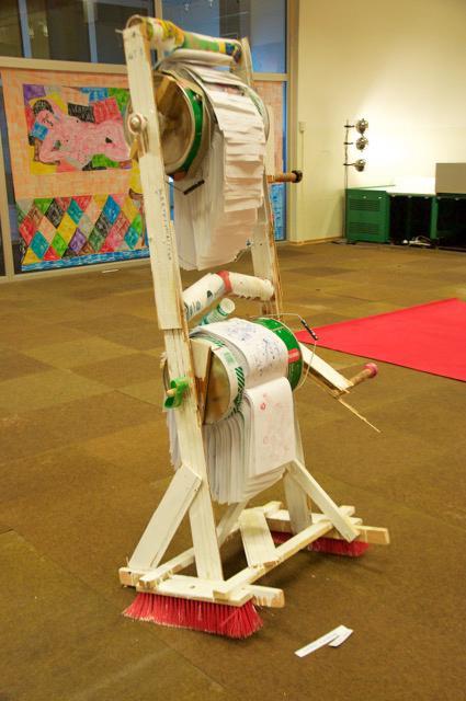 Installationsansicht, Ausstellung BOYS DON'T CRY, CHRISTIAN EISENBERGER, Foto Janina Lenz