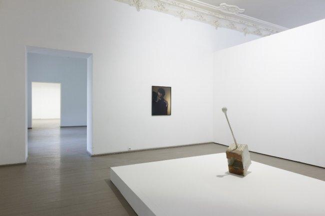 Installation view at galerija VARTAI,  Photographer Arnas Anskaitis