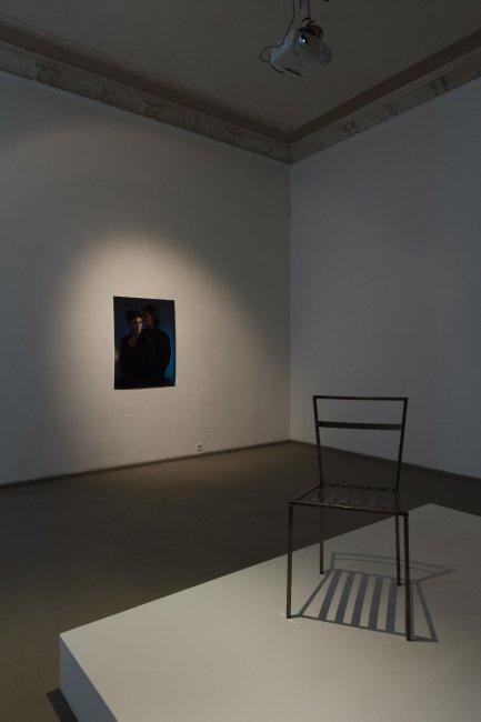 FRANZ WEST & BARBARA KAPUSTA, SLEEPWALKING III, Installation view at galerija VARTAI, Photographer Arnas Anskaitis