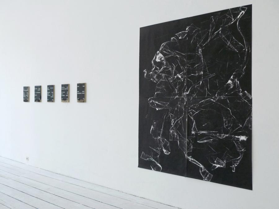 for a while, who knows how long - general view - nicolas jasmin - marina faust